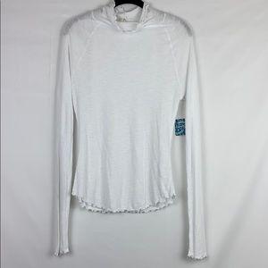 Free People Intimately Turtleneck Sweatshirt